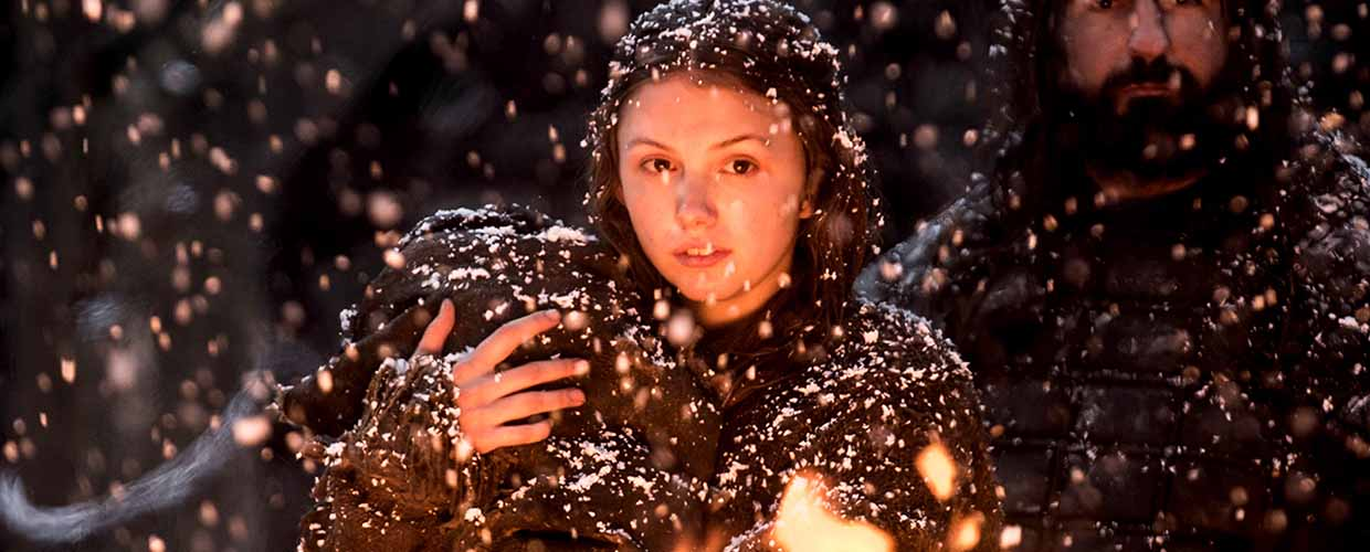 Image shows Gilly from HBO's Game of Thrones (http://www.hbo.com/game-of-thrones)