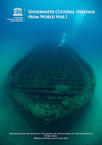 Cover photo: Diver over a sunken barge near Gallipoli © Harun Ozdas