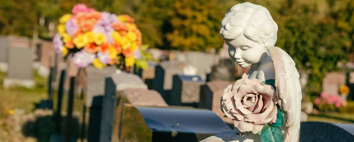 Questions and Answers about Cemeteries